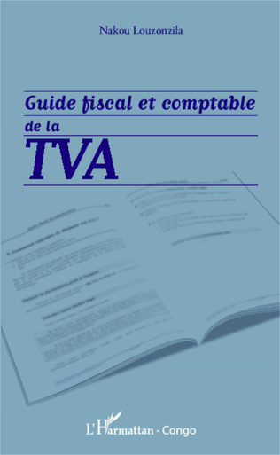 Couverture Guide fiscal et comptable de la TVA