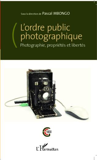 Couverture L'ordre public photographique