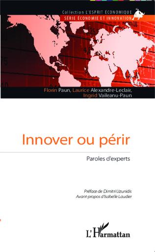 Couverture Innover ou périr