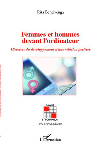 Couverture Femmes et hommes devant l'ordinateur