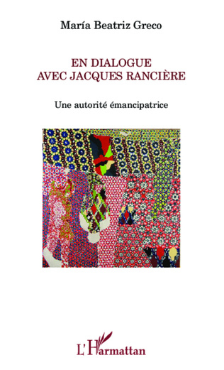 Couverture En dialogue avec Jacques Rancière