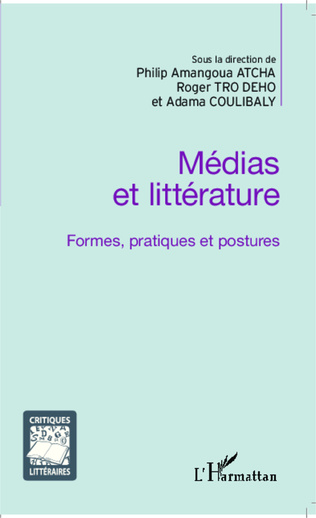 Couverture Médias et littérature