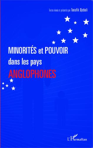 Couverture Minorités et pouvoir dans les pays anglophones