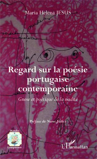 Couverture Regard sur la poésie portugaise contemporaine