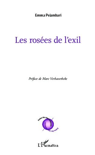 Couverture Les rosées de l'exil