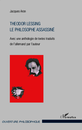 Couverture Theodor Lessing