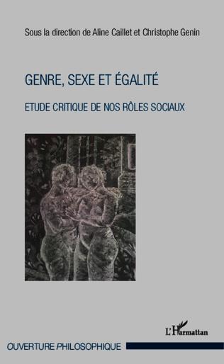 Couverture Genre, sexe et égalité