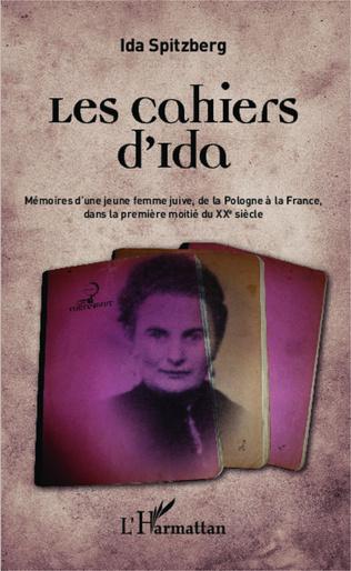 Couverture Les cahiers d'Ida