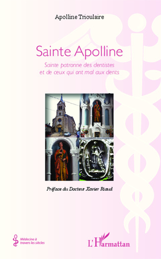 Couverture Sainte Apolline