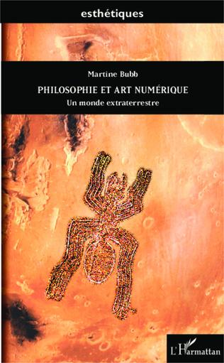Couverture Philosophie et art numérique
