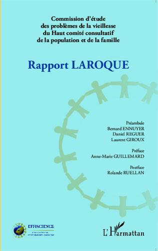 Couverture Rapport Laroque