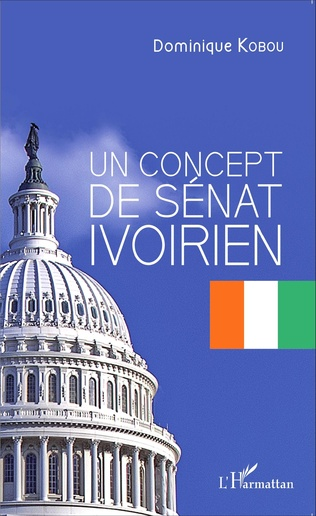 Couverture Un concept de Sénat ivoirien