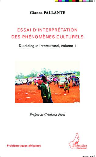 Couverture Essai d'interprétation des phénomènes culturels