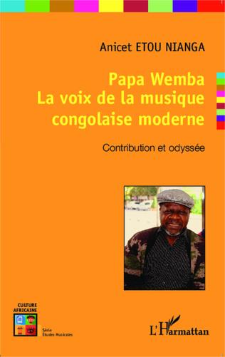 Couverture Papa Wemba