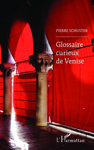 Couverture Glossaire curieux de Venise