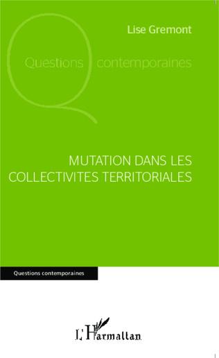 Couverture Mutation dans les collectivités territoriales