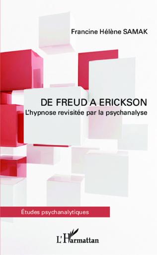 Couverture De Freud à Erickson