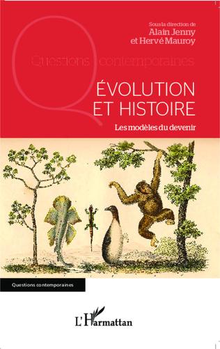 Couverture Evolution et histoire