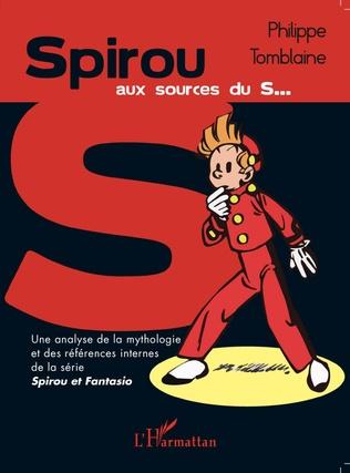 Couverture Spirou aux sources du S...