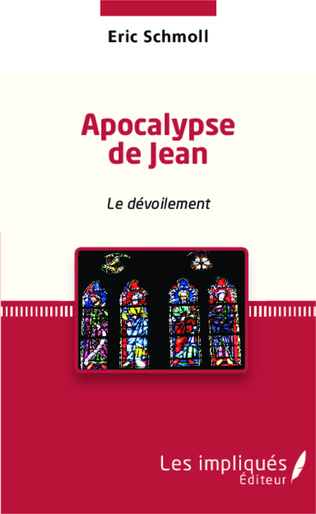 Couverture Apocalypse de Jean