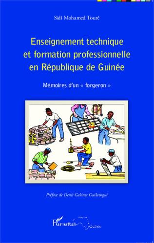 Couverture Enseignement technique et formation professionnelle en République de Guinée