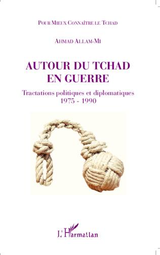 Couverture Autour du Tchad en guerre
