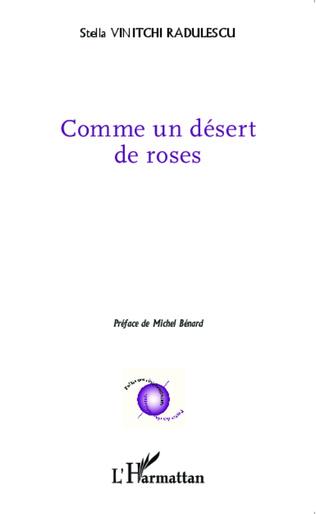 Couverture Comme un désert de roses