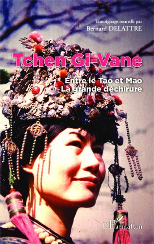 Couverture Tchen Gi-Vane