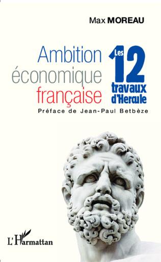 Couverture Ambition économique française