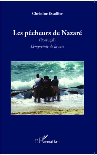 Couverture Les pêcheurs de Nazaré (Portugal)