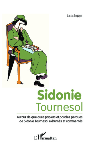 Couverture Sidonie Tournesol