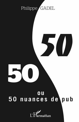 Couverture 50/50 ou 50 nuances de pub
