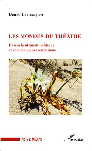 Couverture Les mondes du théâtre