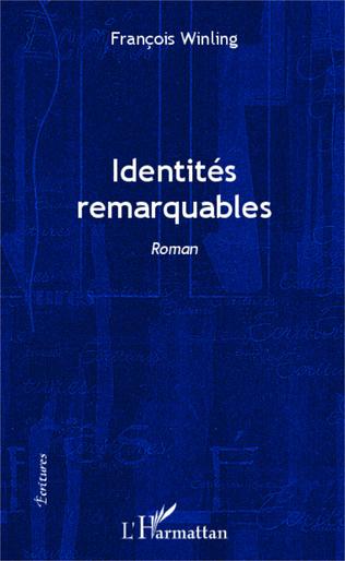 Couverture Identités remarquables