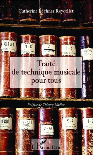Couverture Traité de technique musicale pour tous