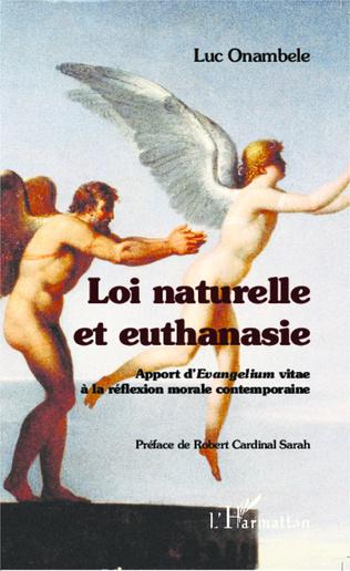 Couverture Loi naturelle et euthanasie