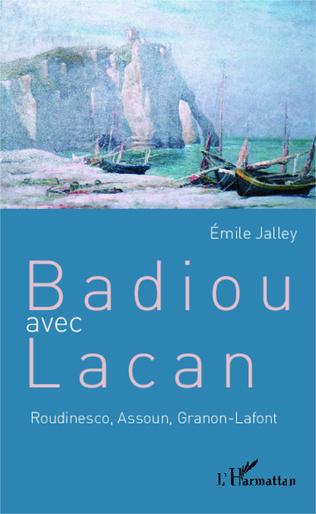 Couverture Badiou avec Lacan