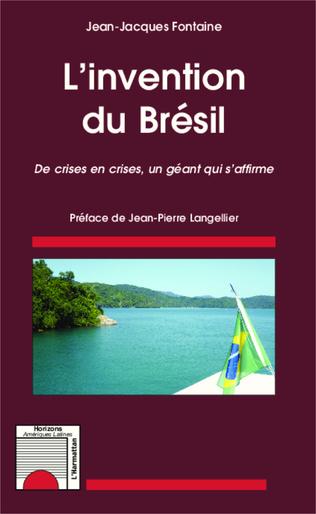 Couverture L'invention du Brésil