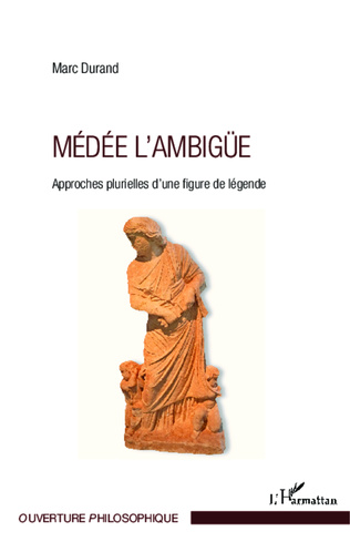 Couverture Médée l'ambigüe