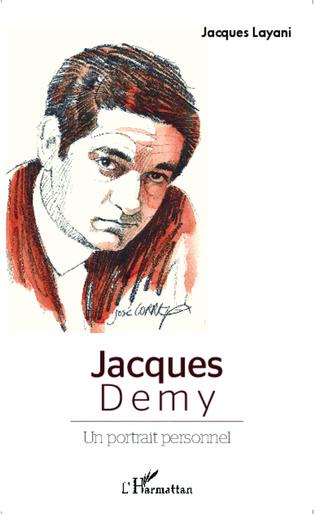 Couverture Jacques Demy