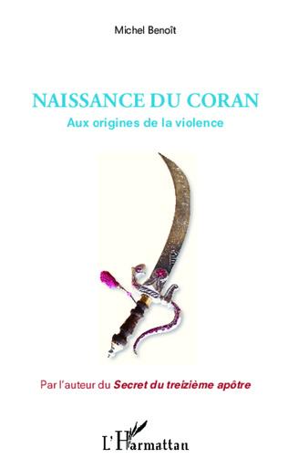 Couverture Naissance du Coran