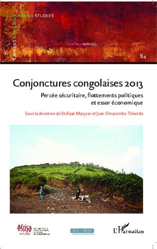 Couverture Conjonctures congolaises 2013