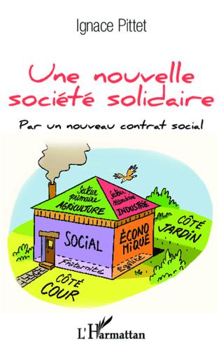 Couverture Une nouvelle société solidaire