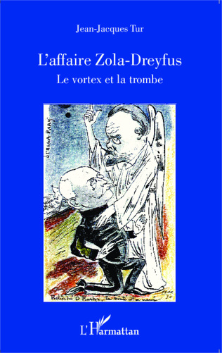 Couverture L'affaire Zola - Dreyfus