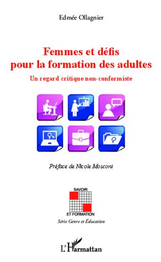 Couverture Femmes et défis pour la formation des adultes
