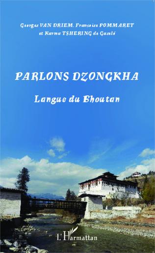 Couverture Parlons dzongkha