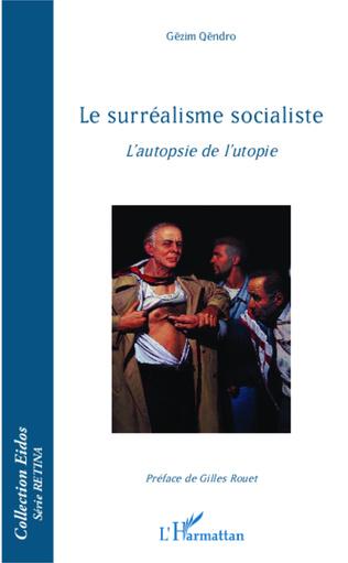 Couverture Le surréalisme socialiste