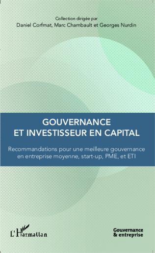 Couverture Gouvernance et investisseur en capital