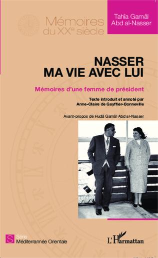 Couverture Nasser, ma vie avec lui