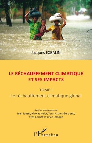 Couverture Le réchauffement climatique et ses impacts